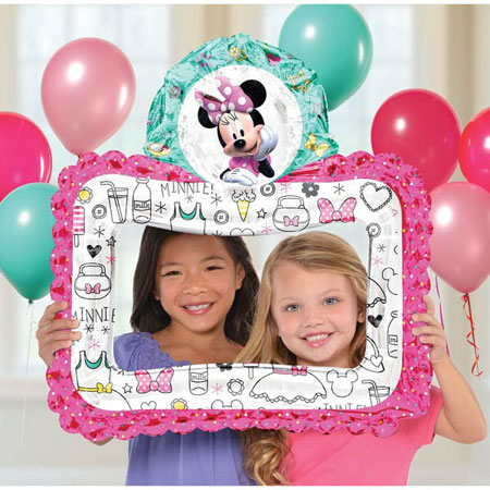 Minnie Mouse Helpers Inflatable Frame