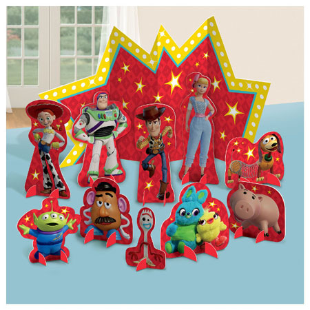 Toy Story 4 Table Decoration Kit