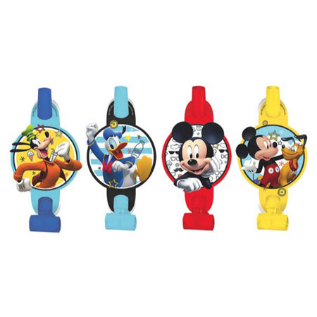 Mickey Mouse On the Go Blowouts 8pk