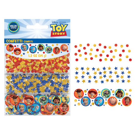 Toy Story Confetti Pack