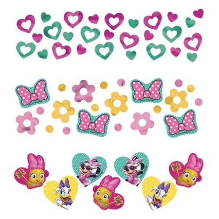 Minnie Mouse Helpers Confetti Pack
