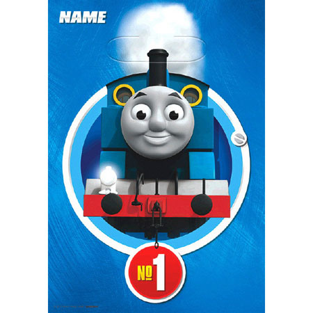 Thomas All Aboard Loot Bags 8pk