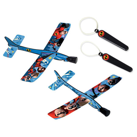 Incredibles 2 Glider 2pk