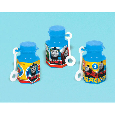 Thomas All Aboard Mini Bubbles 12pk