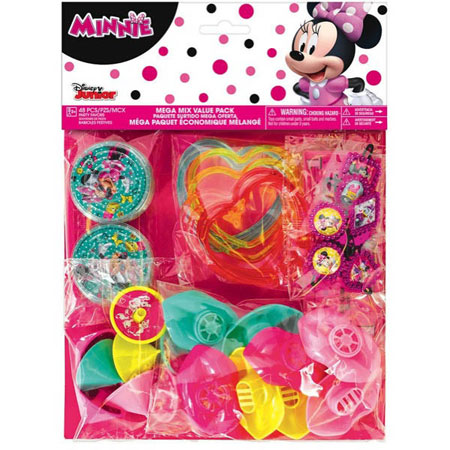 Minnie Mouse Helpers 48pc Party Favor Pack