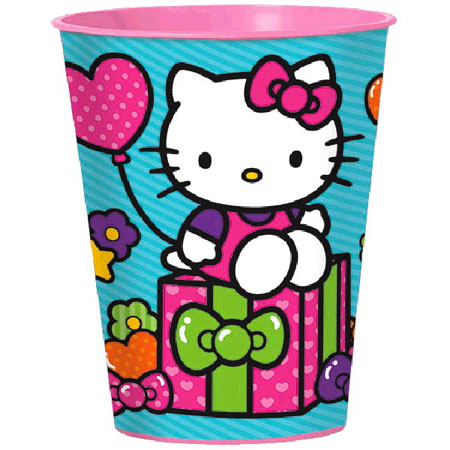 Hello Kitty Rainbow 16oz Souvenir Cup