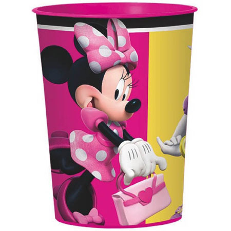 Minnie Mouse Helpers 16oz Souvenir Cup