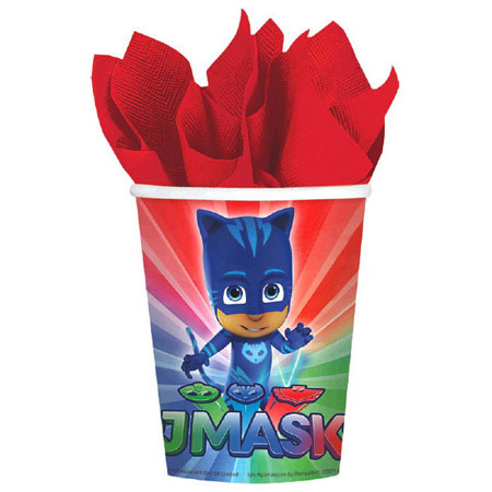 PJ Masks 9oz Cups 8pk