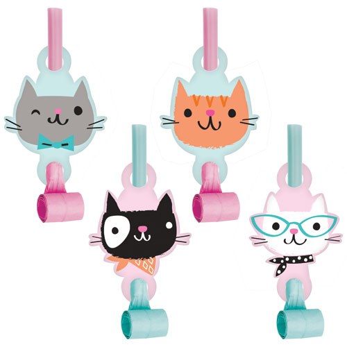 PurrFect Party Blowouts 8pk