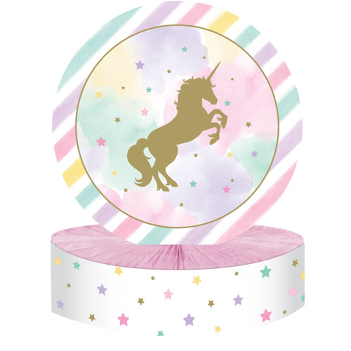 Unicorn Sparkle Centerpiece Decoration