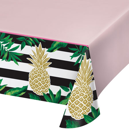 Pineapple Plastic Tablecover