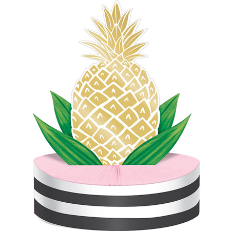 Pineapple Centerpiece Decoration