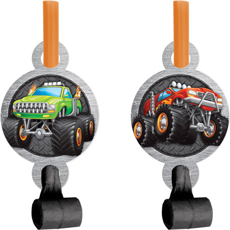 Monster Truck Rally Blowouts 8pk