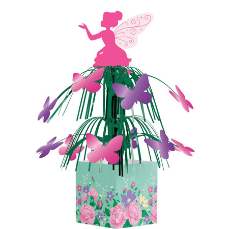 Floral Fairy Sparkle Centerpiece