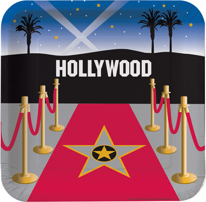 Reel Hollywood Movie Night Party Supplies Kids Party