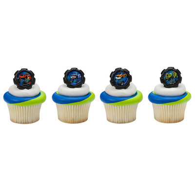 Finding Nemo And Friends Cupcake Rings 12pk Parties4kids