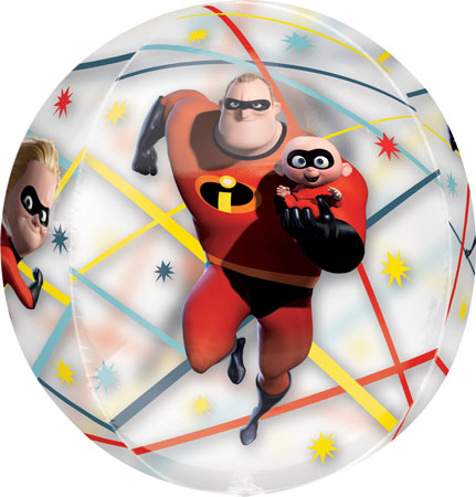 Incredibles 2 Orbz Balloon