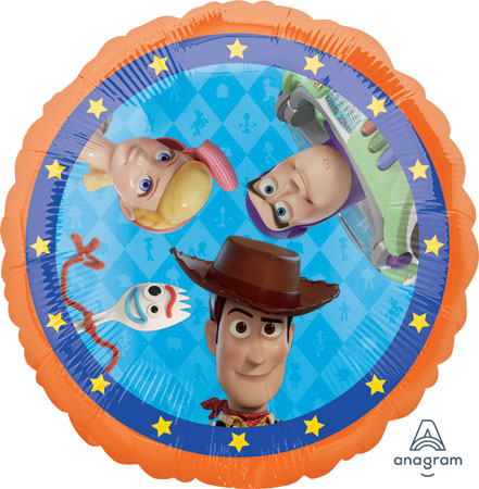 Toy Story 4 Helium Balloon