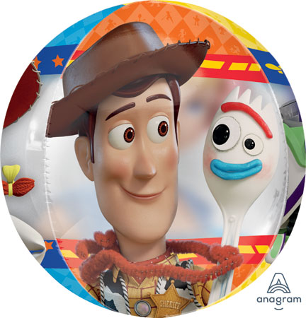 Toy Story 4 15in ORBZ Balloon