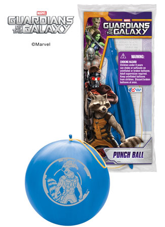 Guardians of the Galaxy Punch Ball