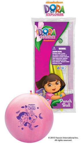 Dora the Explorer Punch Ball