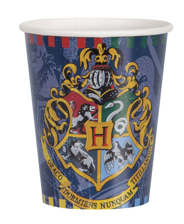 Harry Potter 9oz Cups 8pk