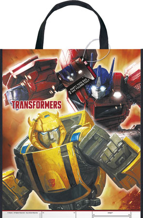 Transformers Party Tote Bag