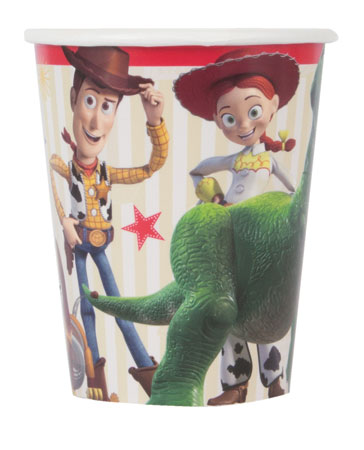 Toy Story 4 9oz Paper Cups 8pk