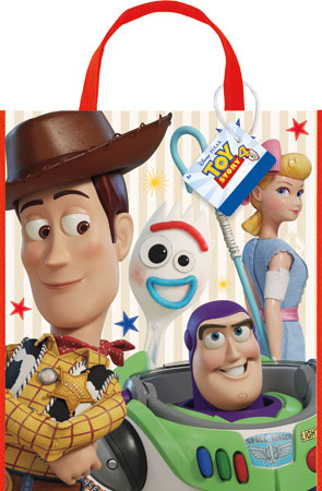 Toy Story 4 Plastic Tote Bag