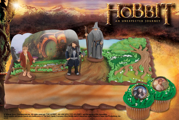 The Hobbit Party Supplies Amp Party Decorations Parties4kids