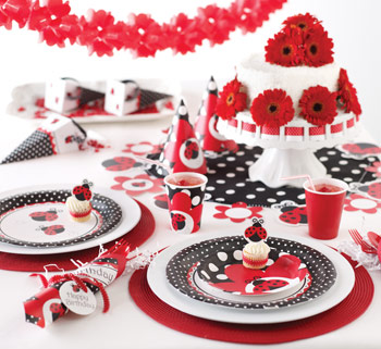 ladybug fancy party supplies