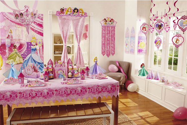 Disney Princess Dream Party Party Supplies Kids Party
