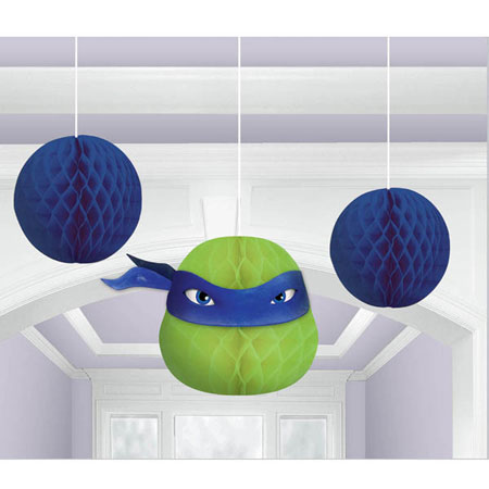 Teenage Mutant Ninja Turtles Hanging Decorations