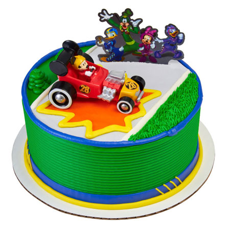 Mickey Roadster Racers Cake Kit