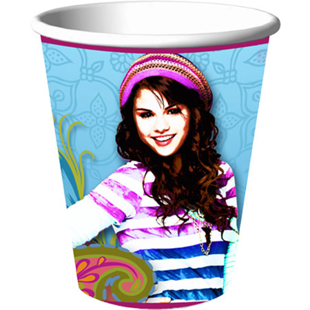Wizards of Waverly Place 9oz Cups 8pk